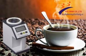 Máy đo độ ẩm café có vai trò như thế nào trong xuất khẩu cafe