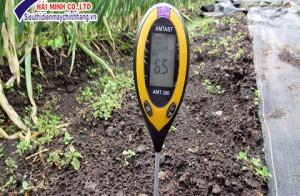 Lĩnh vực nào nên sử dụng máy đo độ ẩm đất?
