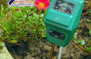 Có nên đầu tư mua máy đo độ ẩm đất?