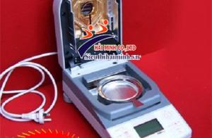 Hướng dẫn hiệu chuẩn cân sấy ẩm ohaus MB45