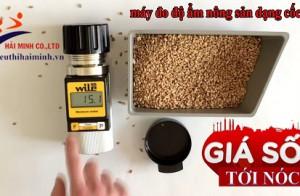 Cách nhận biết máy đo độ ẩm cà phê Wile Coffee chính hãng