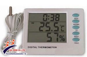Cách sử dụng máy đo độ ẩm không khí TigerDirect HMAMT-106