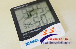 Có nên đặt máy đo độ ẩm không khí trong kho bảo quản nông sản?