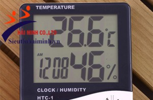 Giá máy đo độ ẩm không khí trong phòng HMHTC-1