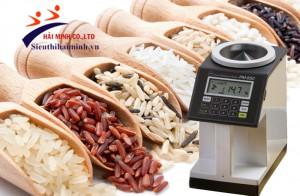 Lưu ý khi sử dụng máy đo độ ẩm lúa gạo