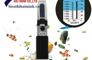 Biện pháp chống mặn cho nuôi trồng bằng máy đo độ mặn cầm tay hiệu quả