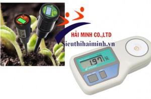 Máy đo độ mặn đất giá bao nhiêu?