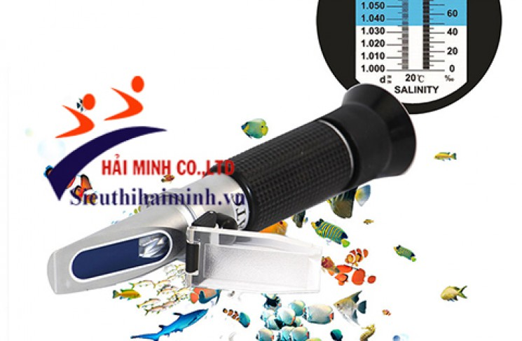 Mẹo bảo trì máy đo độ mặn thường xuyên hiệu quả