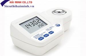 So sánh tính năng nổi bật khúc xạ kế đo độ ngọt Hanna HI96800 và Hanna HI96801