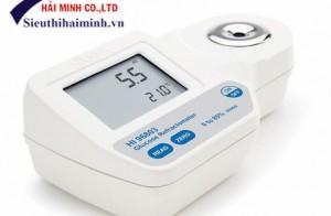 Những ưu điểm của máy đo độ ngọt - bạn đã biết