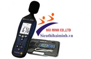 Một số thông số máy đo độ ồn PCE cần biết khi mua hàng
