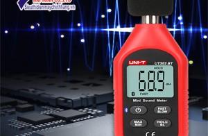 Địa chỉ cung cấp máy đo độ ồn giá rẻ cho các công trình xây dựng