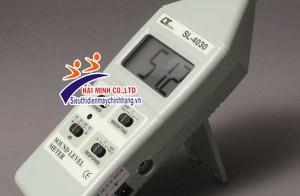 Những khuyến cáo trong sử dụng và bảo quản máy đo độ ồn âm thanh
