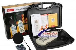 Các phương pháp xác định âm thanh bằng máy đo tiếng ồn giá rẻ