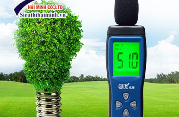 Ở đâu thì nên sử dụng máy đo cường độ âm thanh?