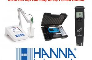 Máy đo độ Ph của Hanna có những điểm nổi bật gì?