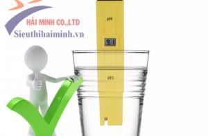 Hướng Dẫn Sử Dụng Máy Đo pH Chuẩn Xác Nhất