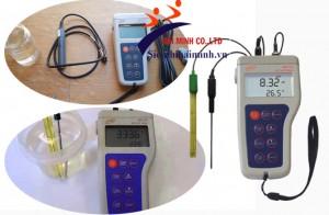 Cách sử dụng máy đo pH – ORP – Nhiệt độ cầm tay Adwa AD132