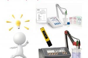 Mẹo giúp lựa chọn máy đo pH chính xác mà bạn nên biết