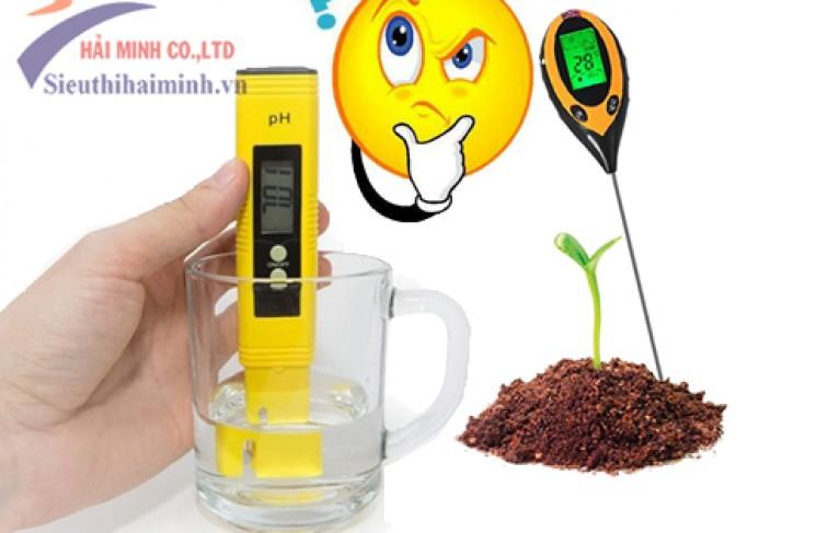 Cần Thiết Sử Dụng Máy Đo pH Trong Lĩnh Vực Nào Nhất