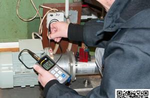 Hướng dẫn sử dụng máy đo độ rung PCE-VT 2700