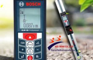 Khảo sát phản hồi của khách hàng khi sử dụng máy đo khoảng cách Bosch