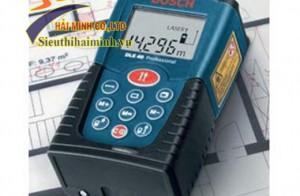 Tìm hiểu máy đo khoảng cách Bosch