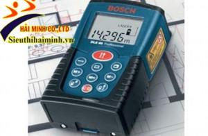 Máy đo khoảng cách - sử dụng và bảo quản