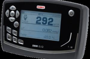 Tìm hiểu máy đo lưu lượng khí kimo DBM - 610