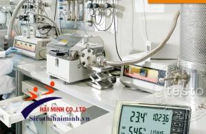 Máy đo nhiệt độ độ ẩm không khí - Thiết bị đa dụng