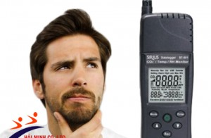 Bí quyết sử dụng máy đo nhiệt độ độ ẩm không khí bền lâu