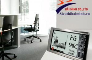 Top 5 lí do nên sử dụng máy đo nhiệt độ độ ẩm trong phòng