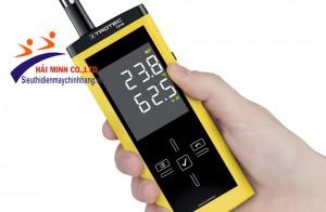 Tổng quan về máy đo nhiệt độ