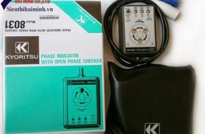 Nơi nào bán đồng hồ đo thứ tự pha kyoritsu 8031 ở Đà Nẵng?