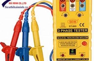 Máy đo thứ tự pha giá rẻ và nguyên tắc hoạt động của nó