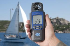 Các loại máy đo tốc độ gió - bạn đã biết ?
