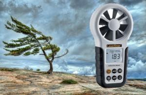 Tổng quan về máy đo tốc độ gió