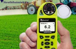 Máy đo tốc độ gió được sử dụng như thế nào trong cuộc sống? (Phần 2)