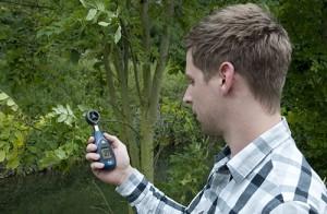 4 bước cài đặt máy đo tốc độ gió nhiệt độ độ ẩm đúng chuẩn