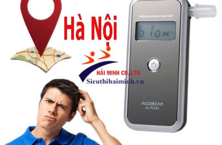 Mua máy đo nồng độ cồn ở Hà Nội chỗ nào ?