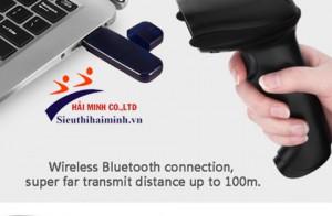 Nghệ An : Kết nối máy quét mã vạch bluetooth với máy tính