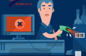 Bảy lý do tại sao mã vạch của bạn có thể bị lỗi