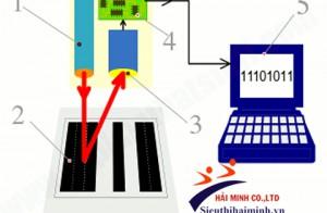 Máy quét mã vạch hoạt động như thế nào?