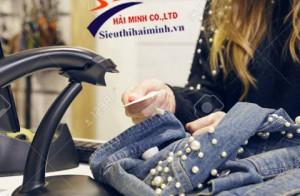 Cửa hàng thời trang hay dùng máy quét mã vạch loại nào ?