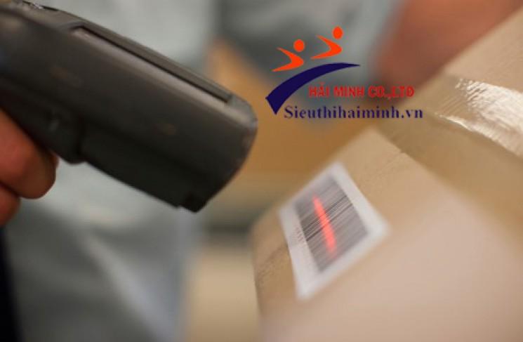 Tìm hiểu máy quét mã vạch bằng công nghệ quét laser
