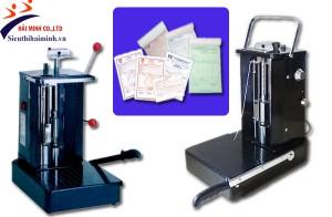Cách vệ sinh bảo quản máy đóng chứng từ đơn giản
