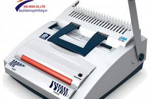 Máy đóng lò xo nhựa DSB CC-320 dành cho văn phòng, doanh nghiệp