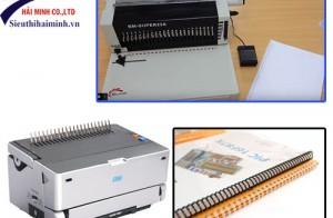 5 tiêu chí chọn mua máy đóng sách chất lượng cao