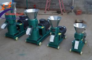Ứng dụng của máy ép cám viên trong chăn nuôi