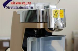 Chị Hoa nói về máy ép dầu mini sau 1 năm sử dụng